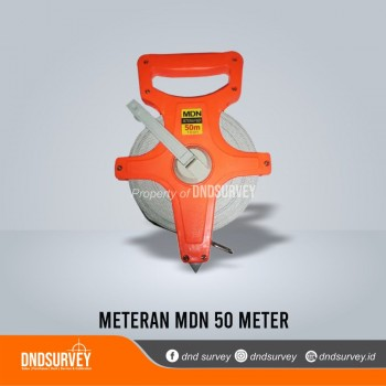 Meteran Fiber Tancap 50M MDN