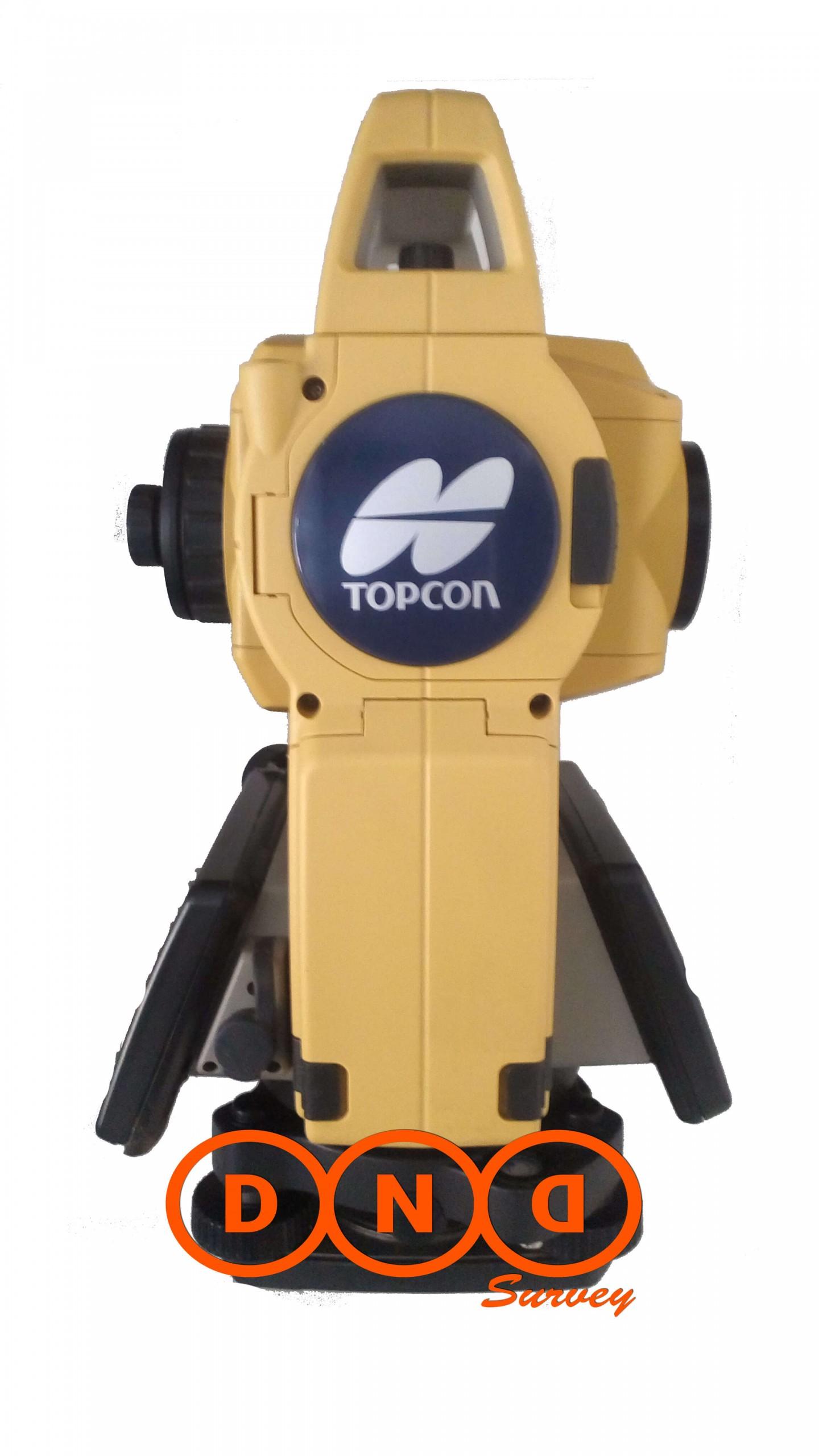 Total Station Topcon ES - 105N