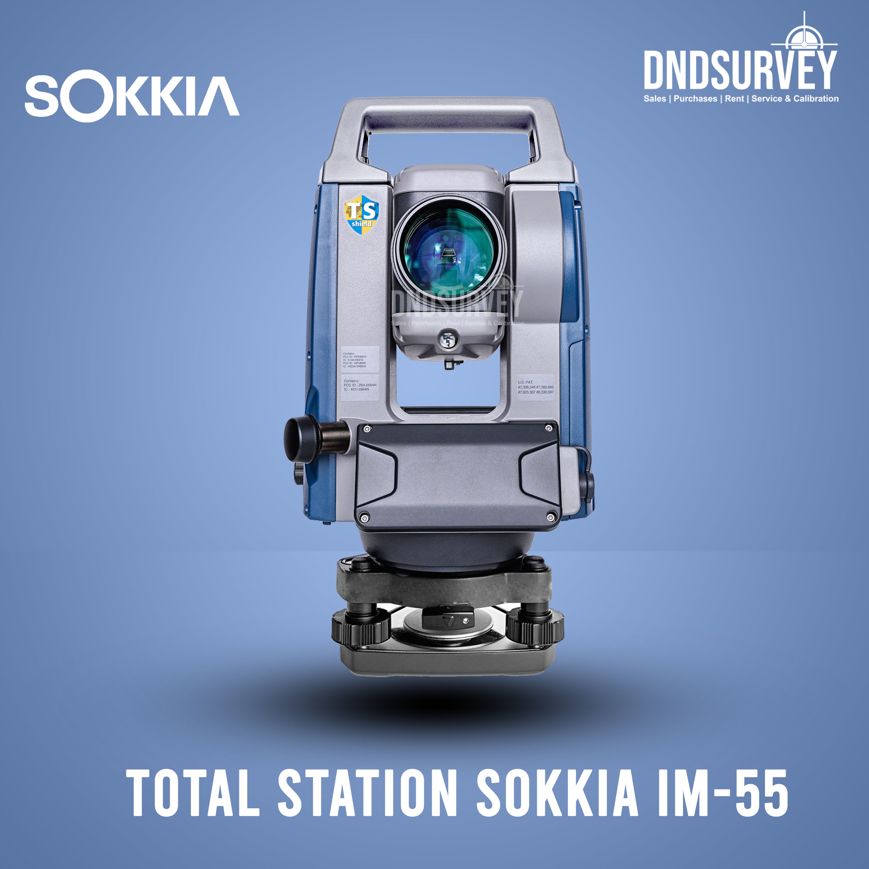 Total Station Sokkia IM55