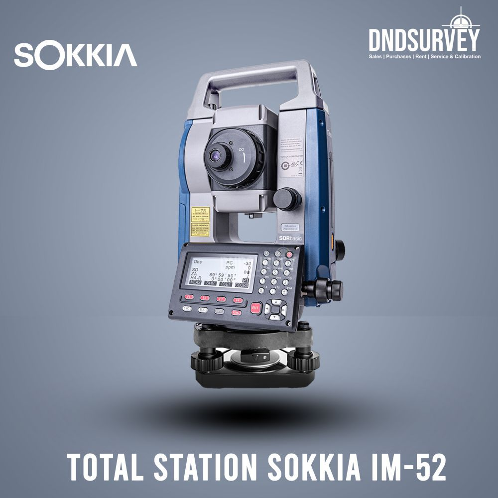 Total Station Sokkia IM52