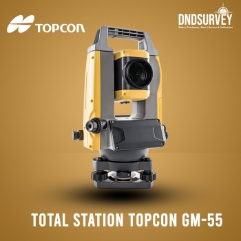 TOTALSTATION-TOPCON-GM-52-MURAH