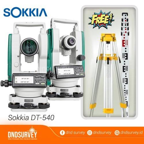 JUAL-DT-SOKKIA-DT-540-FULLSET