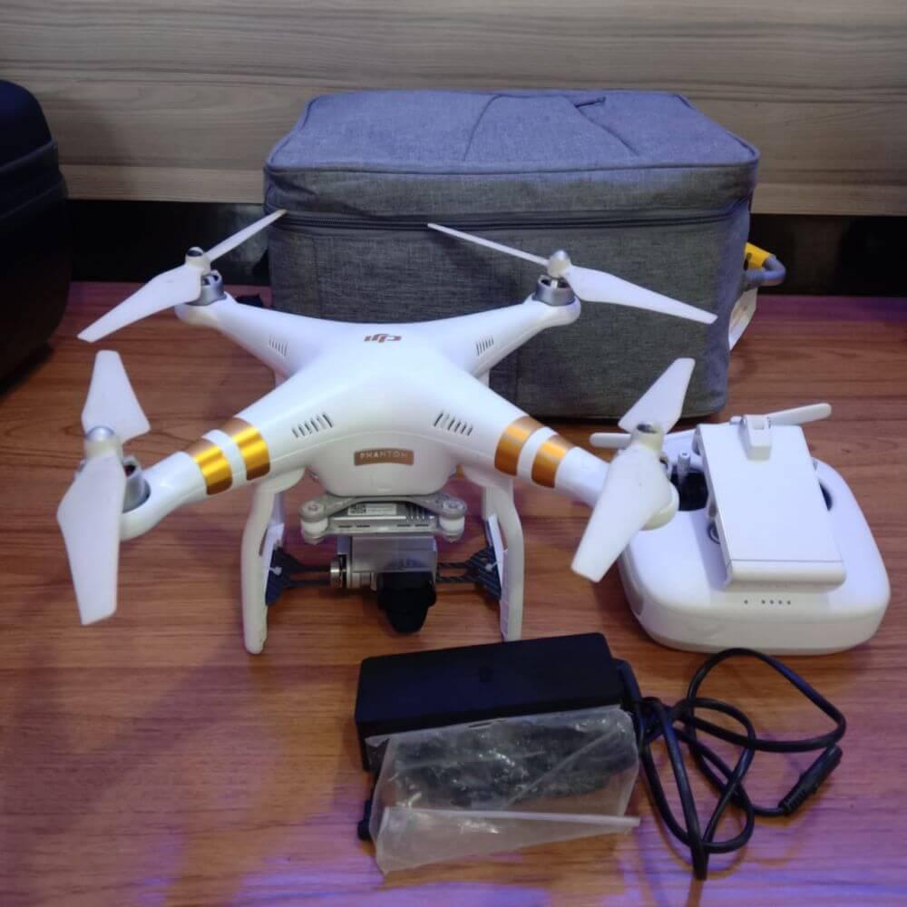 SEWA/RENTAL DRONE DJI PHANTOM 3 PRO