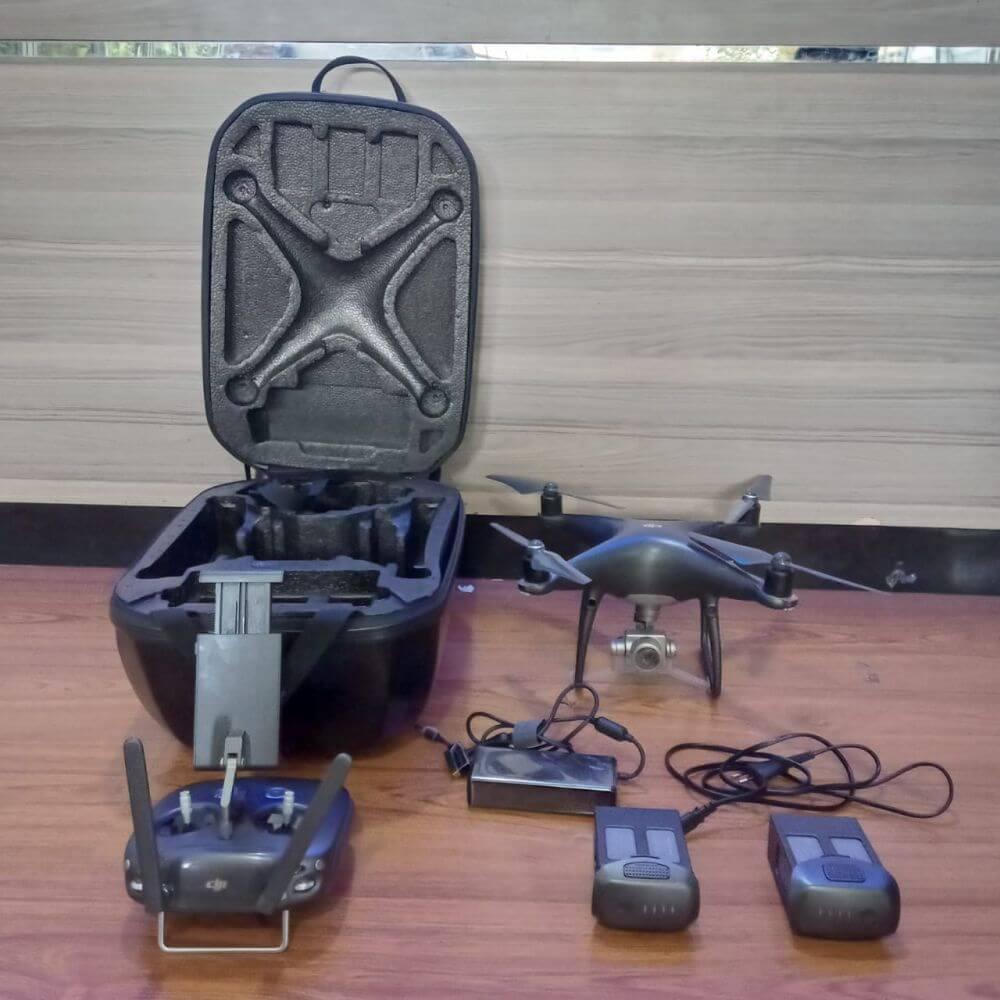 SEWA/RENTAL DRONE DJI PHANTOM 4