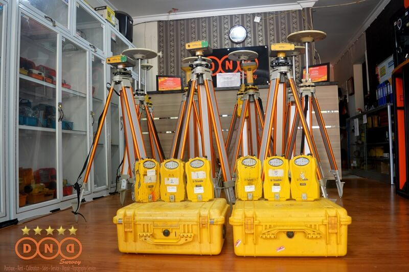 Sewa Rental GPS geodetik Topcon Hiper ga/Trimble 5700/GR