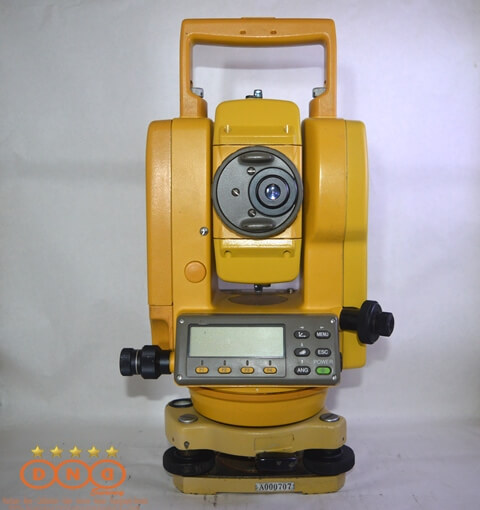 total station topcon gts 211d
