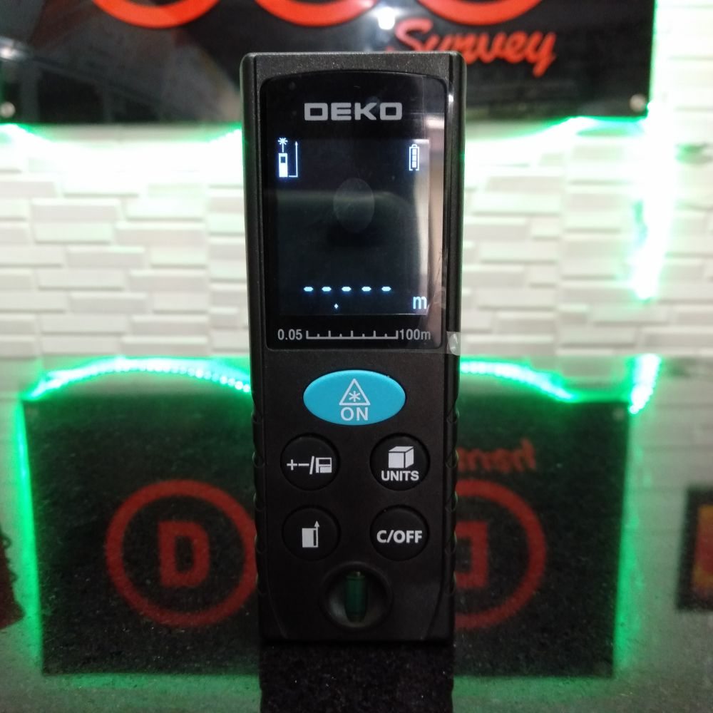 DEKO LRD110 Handheld Laser
