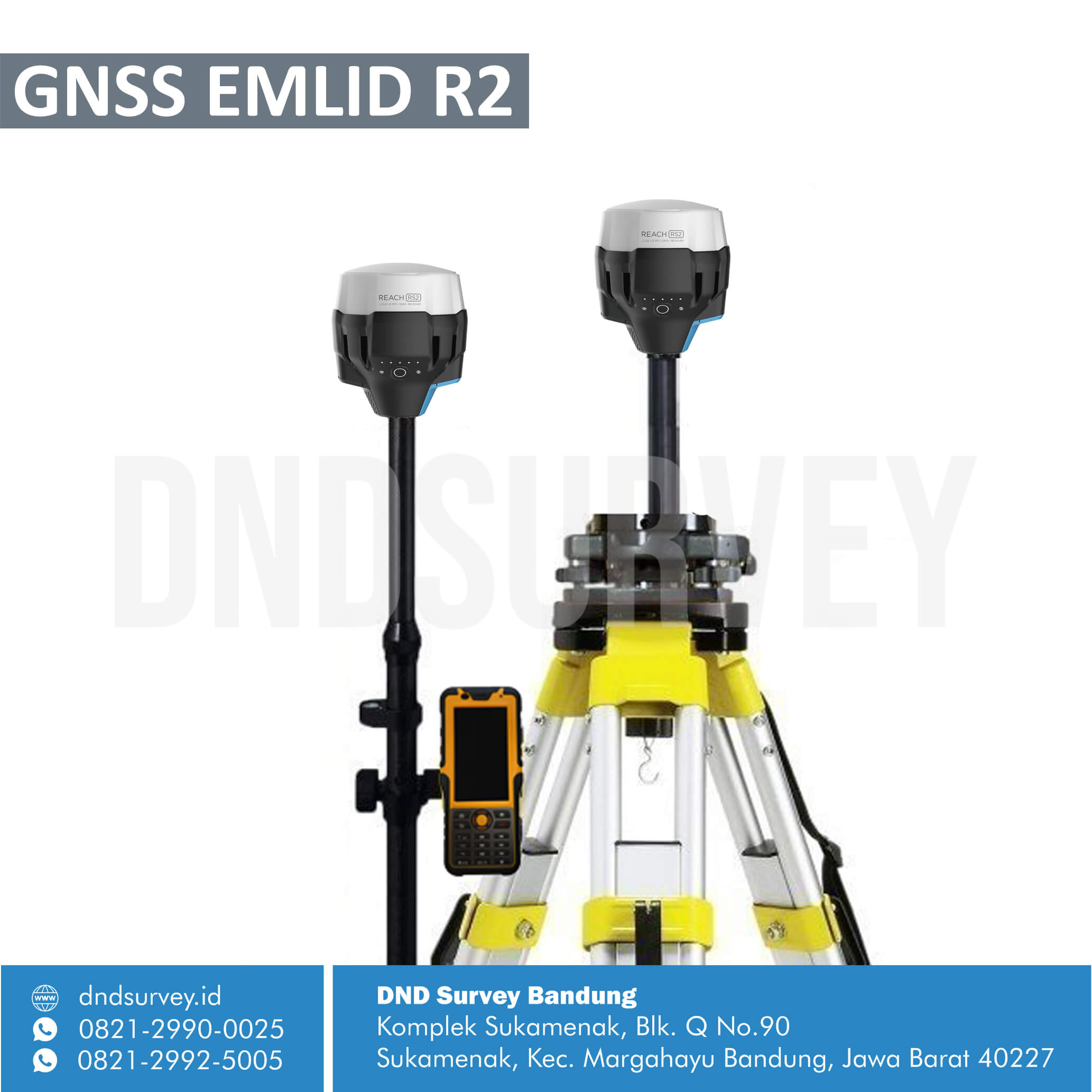 GNSS Emlid RS2