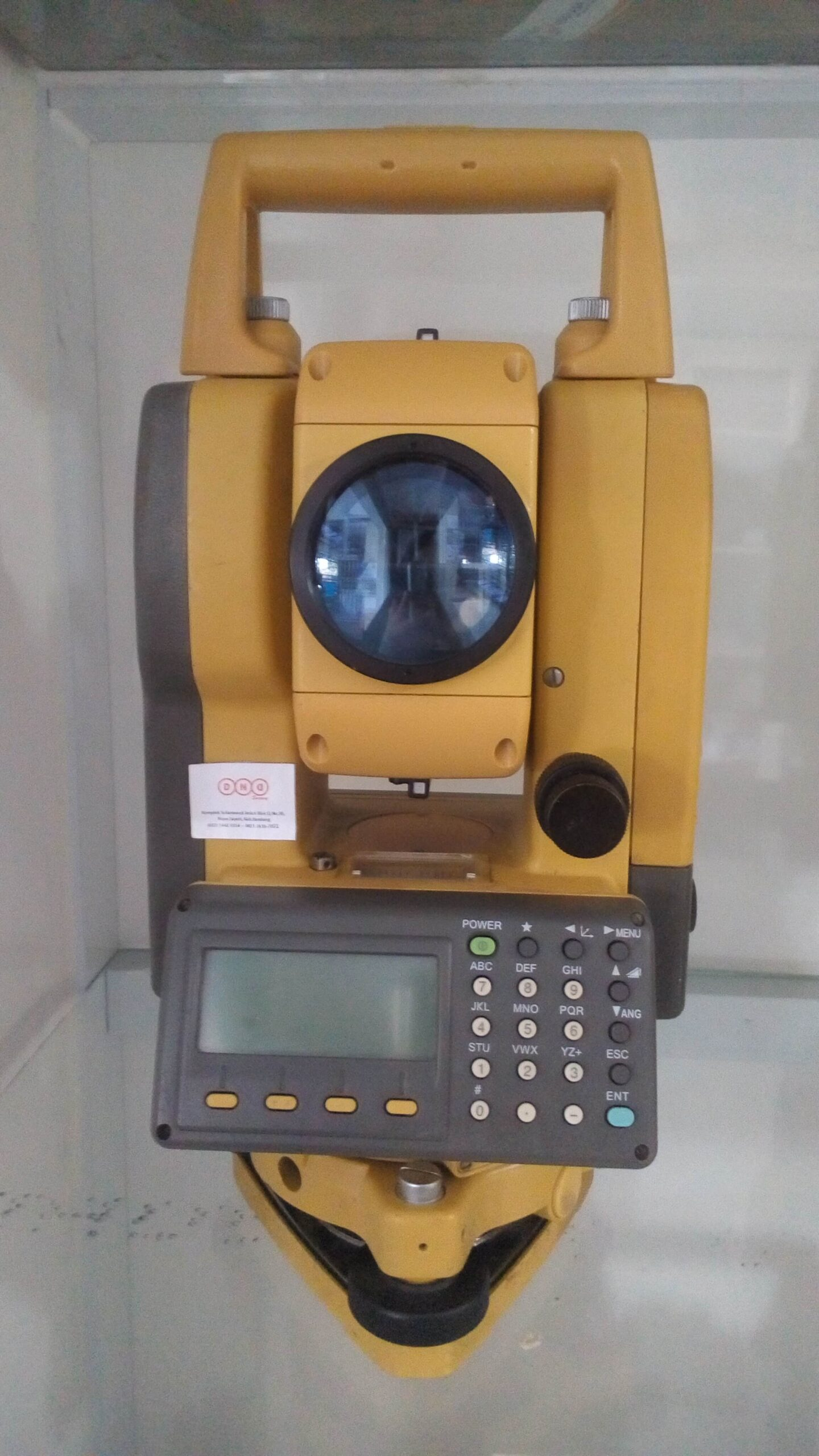Total Station Topcon GTS 105N