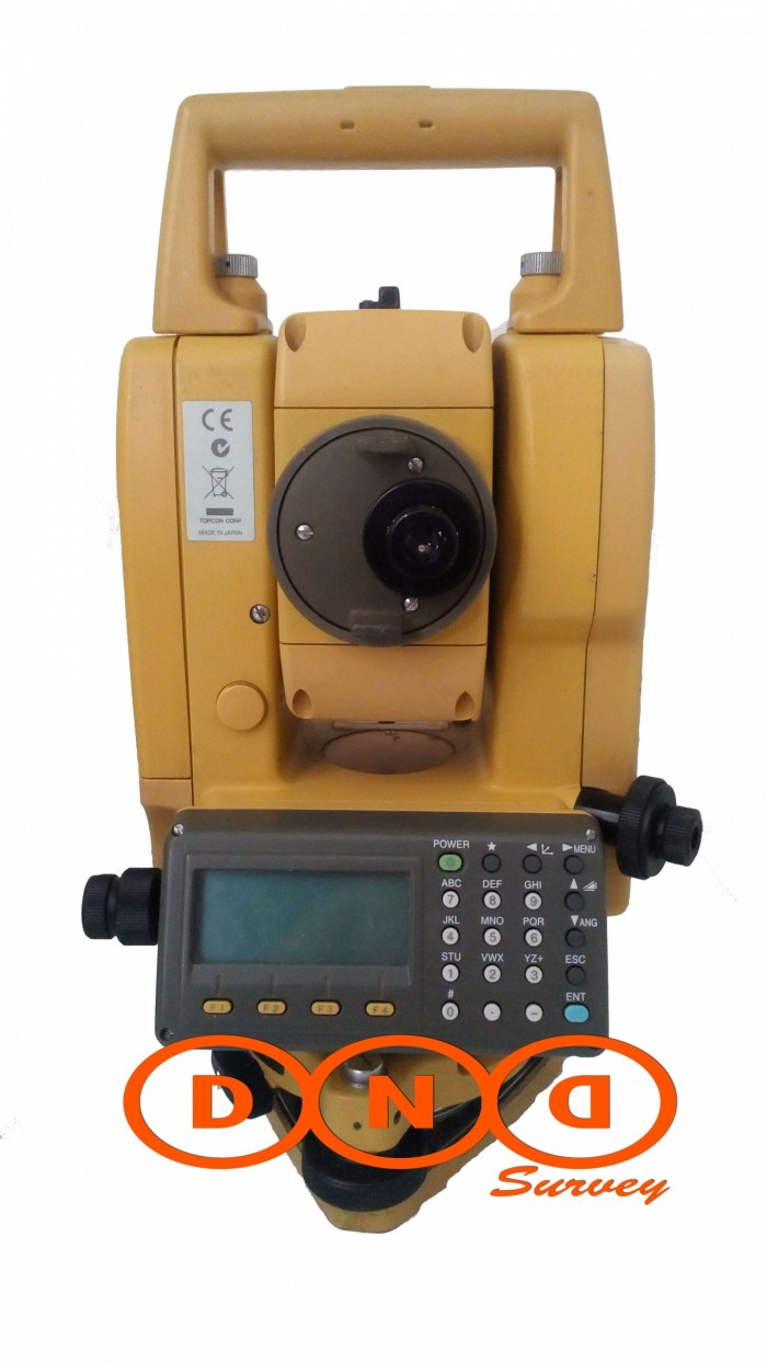 Total Station Topcon GTS - 235N