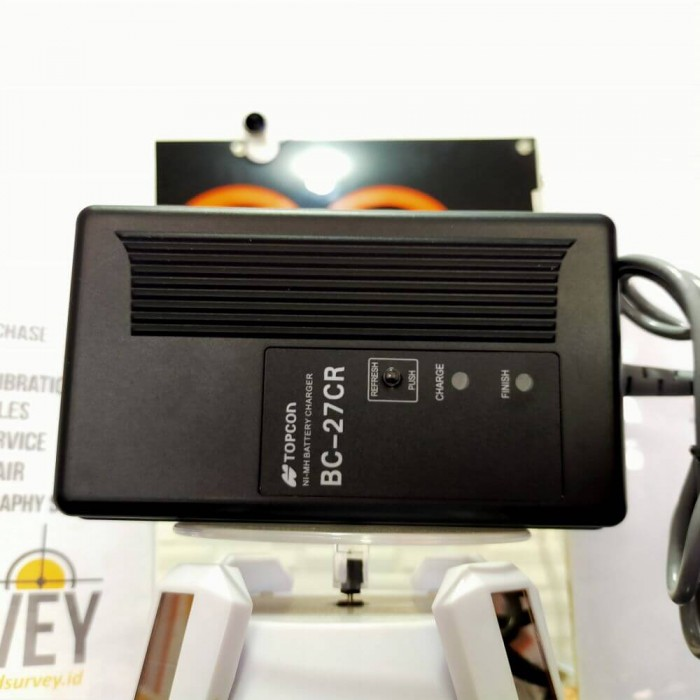 Charger Topcon BC27CR