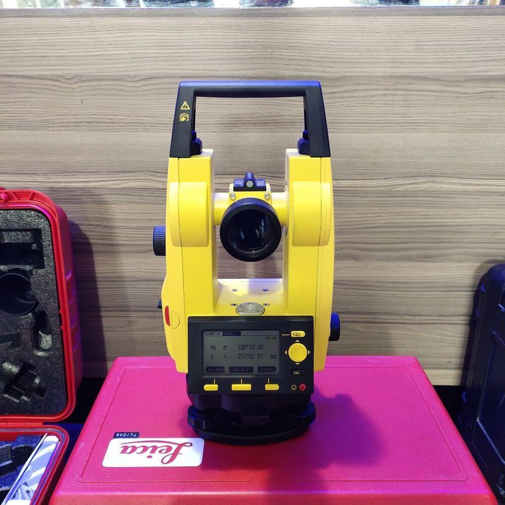 Theodolite Leica Builder T100 Second ORIGINAL Garansi