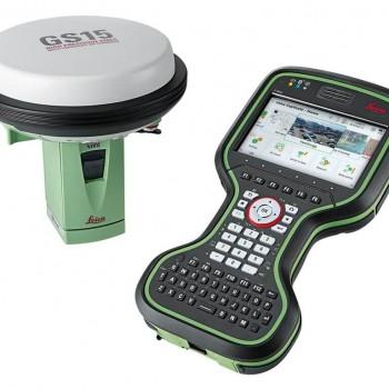 GPS Leica Viva GS 15 Fullset