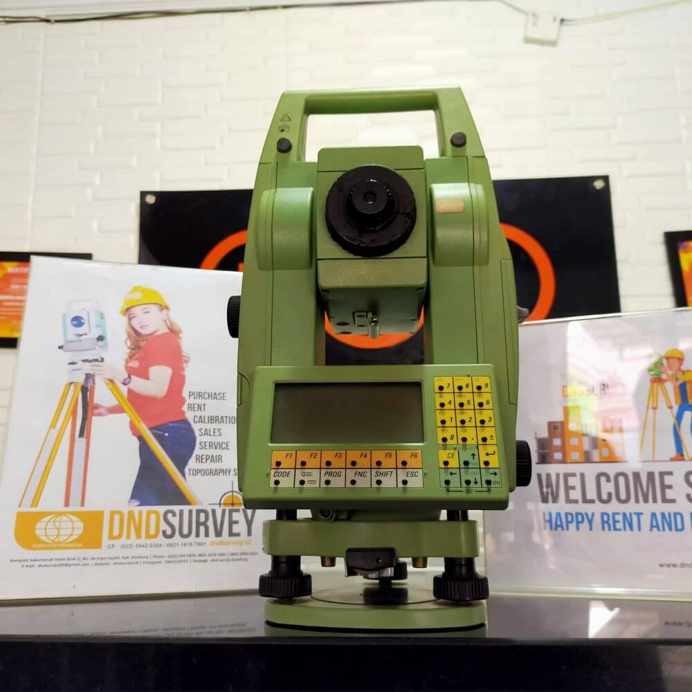 Total Station Leica TCR 1101 Second ORIGINAL Garansi