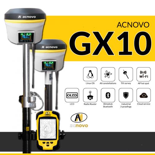 GPS RTK Acnovo Gx 10
