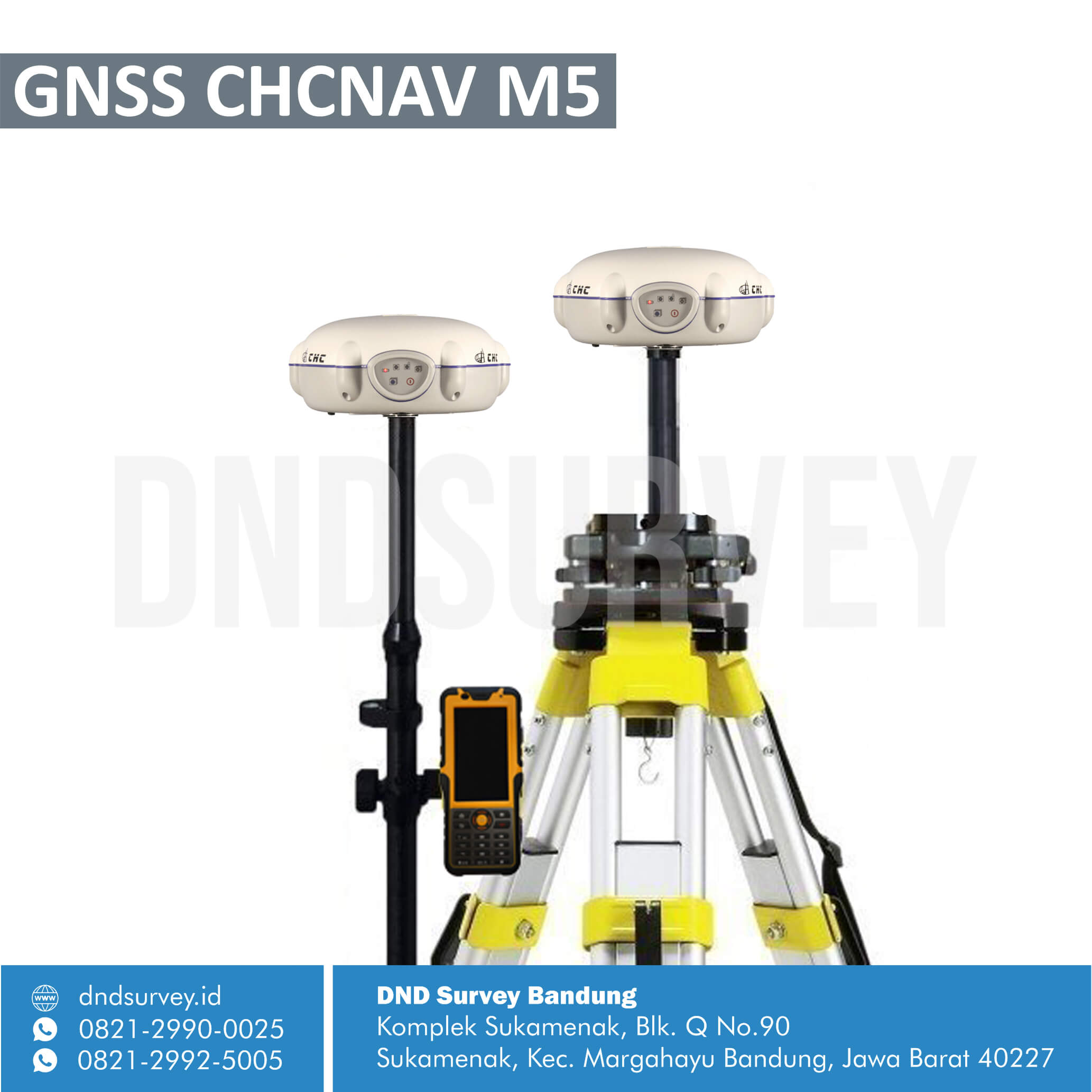 GNSS CHCNAV M5