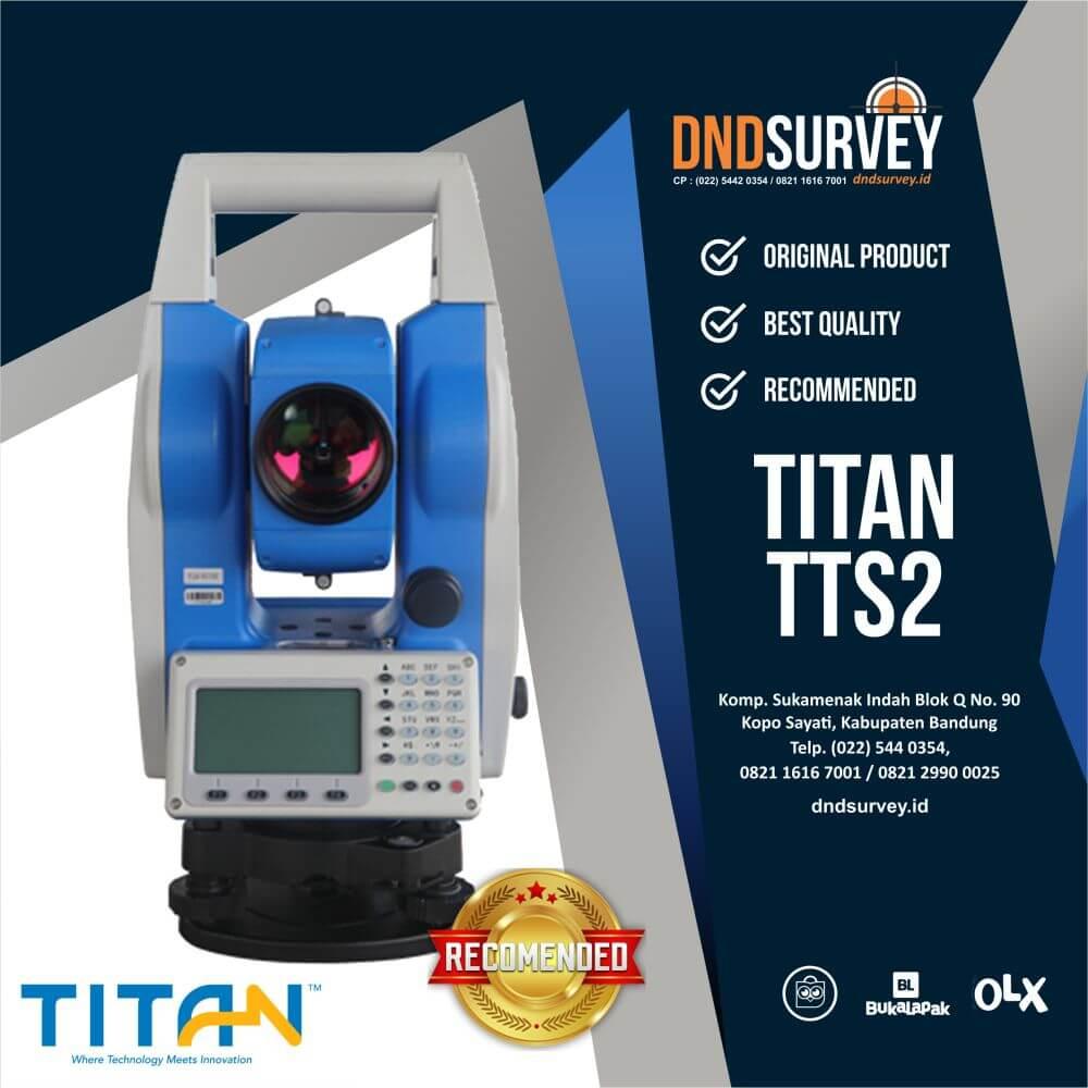 Total Station Titan TTS2