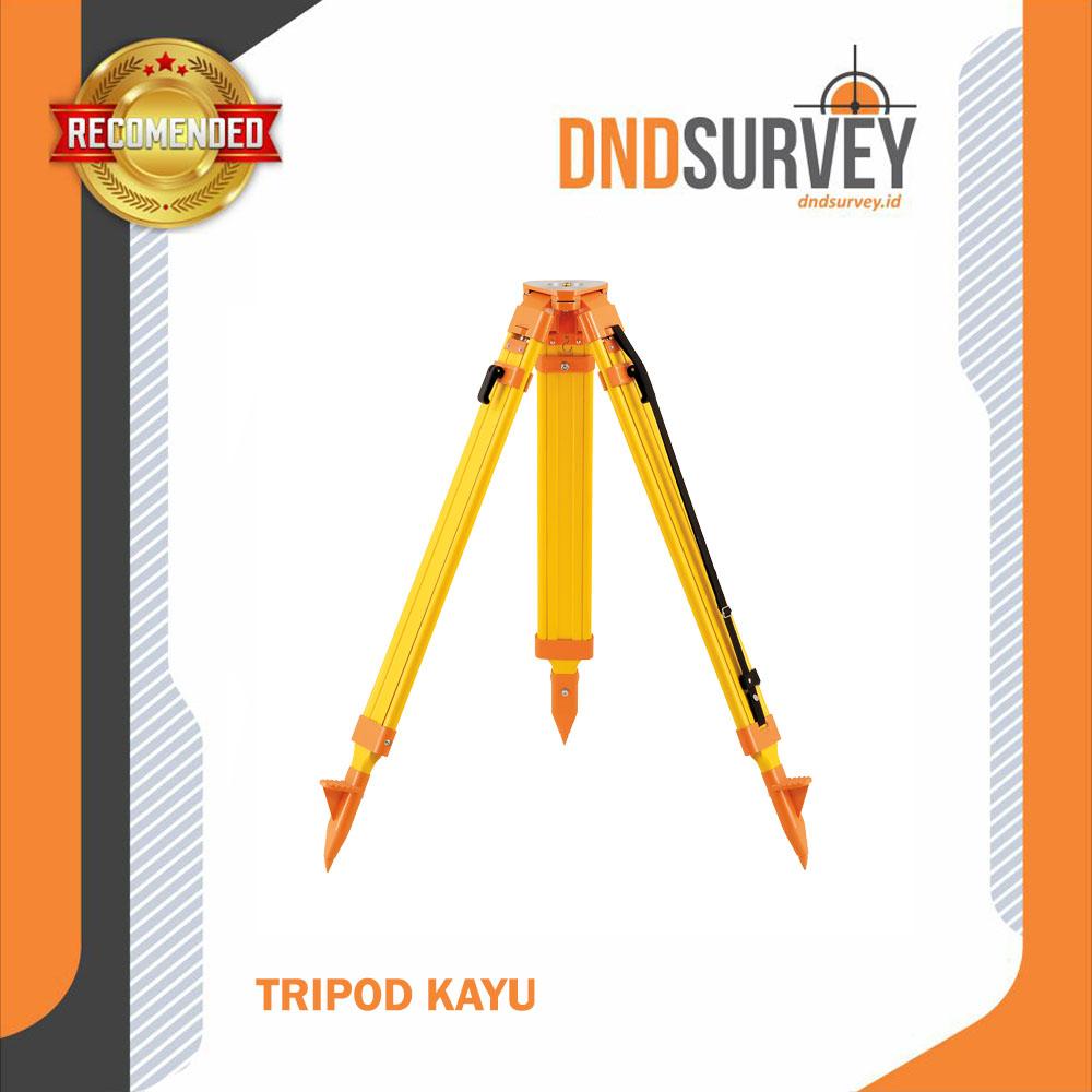 Tripod Kayu