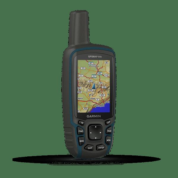 RENTAL-GPS-MAP-GARMIN-64S