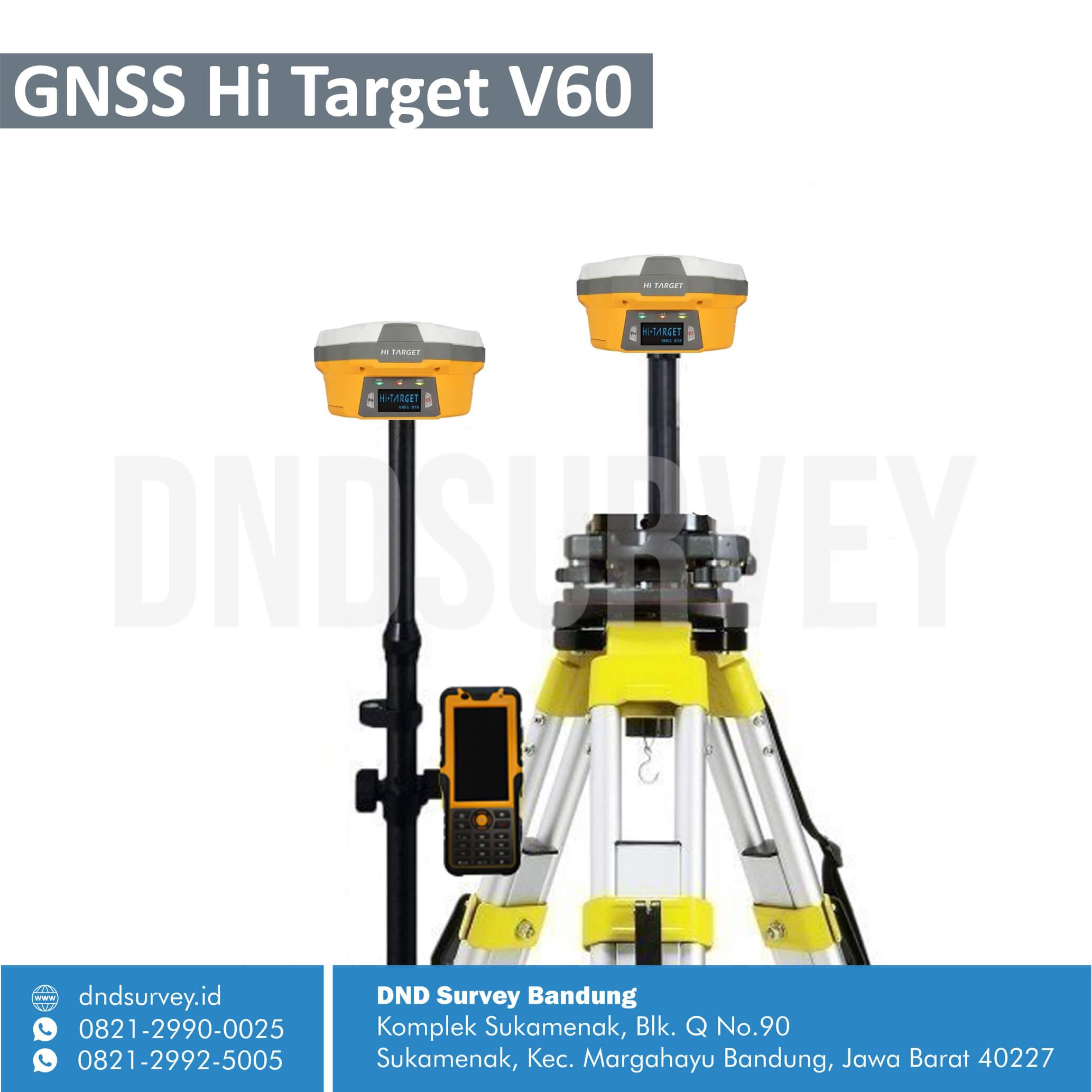 GNSS Hi Target V60