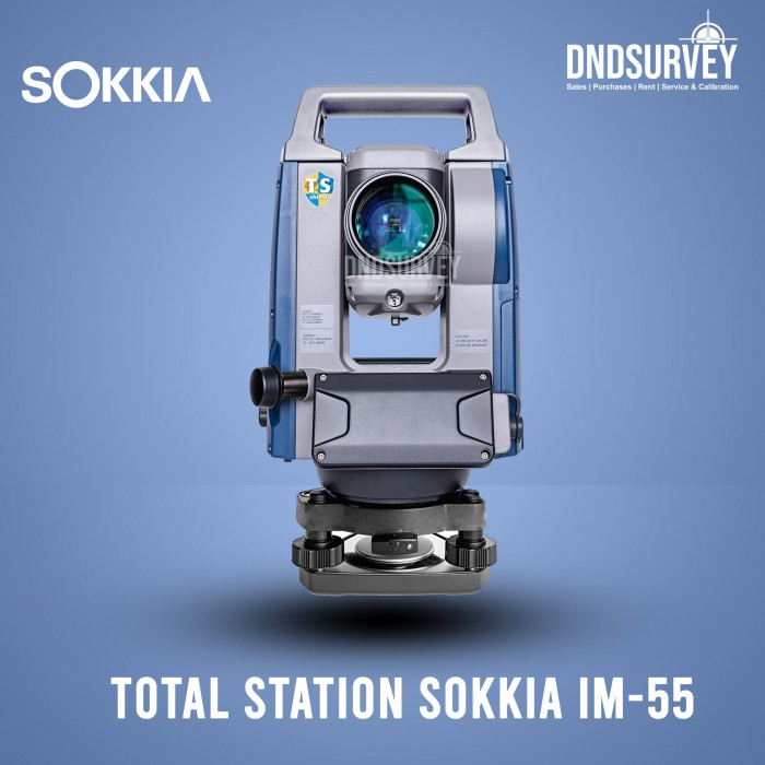 Total Station Sokkia IM55