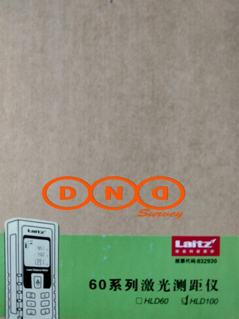 distometer meteran laser / Distorb Laitz HLD 100