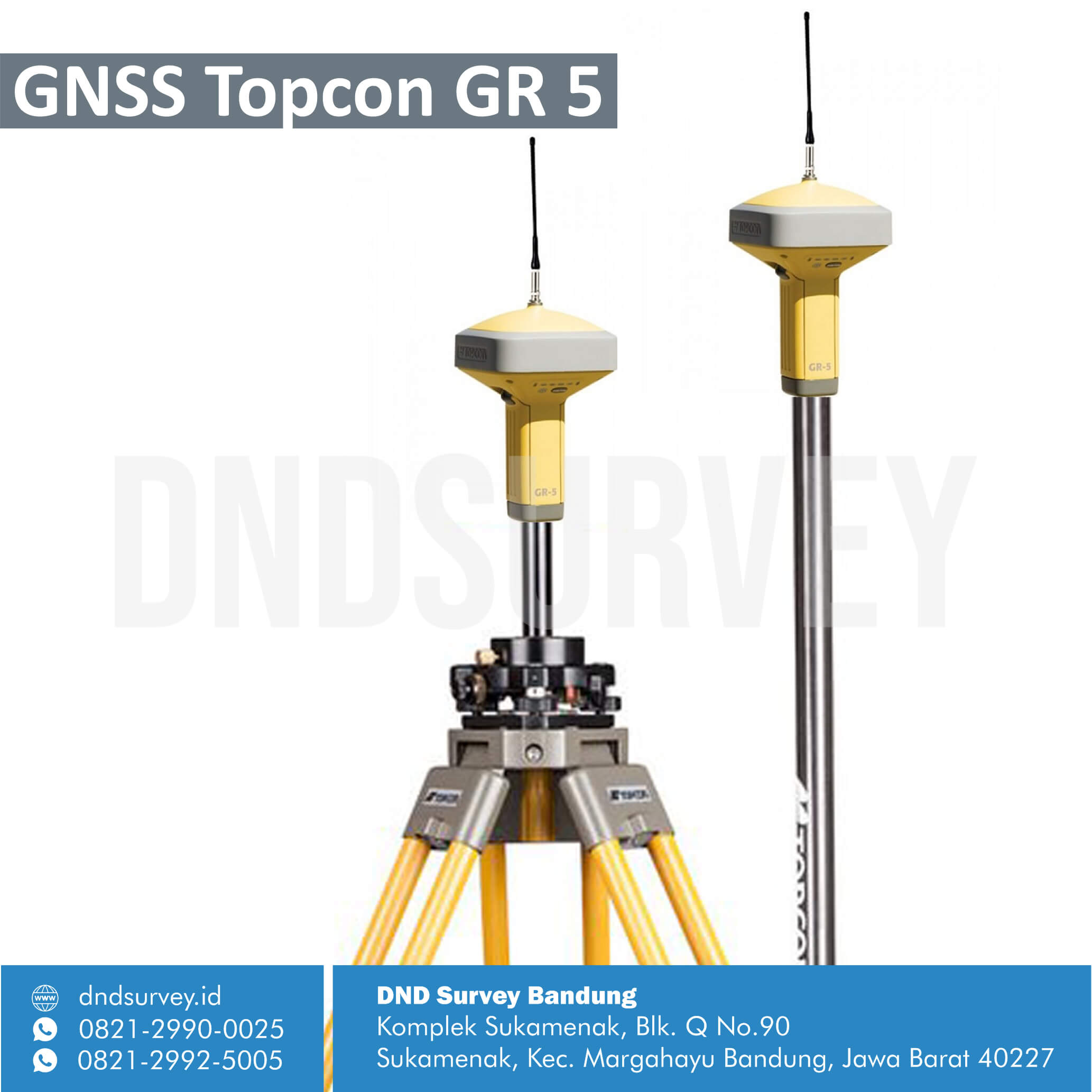 GNSS Topcon GR5